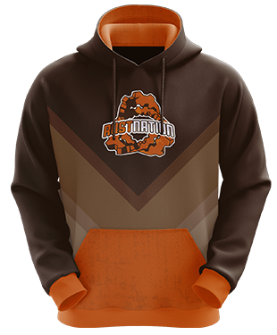 Rust Nation - Esports Hoodie without Zipper