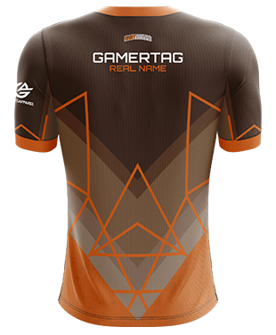 Rust Nation - Short Sleeve Esports Jersey