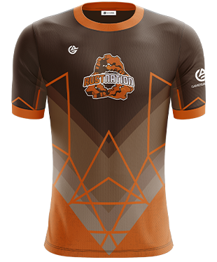 Rust Nation - Short Sleeve Esports Jersey