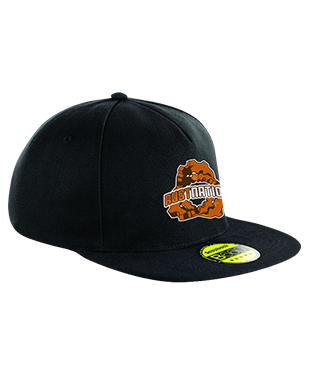 Rust Nation - 5 Panel Snapback Cap