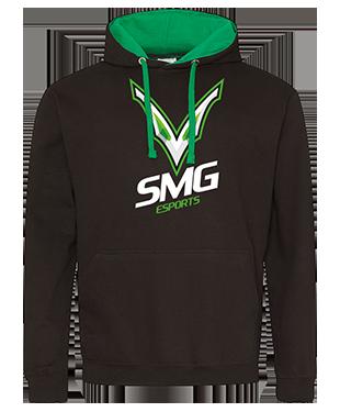SMG - Contrast Hoodie