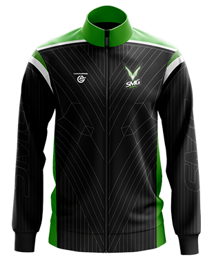 SMG - Esports Player Jacket