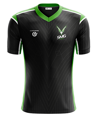SMG - Short Sleeve Esports Jersey