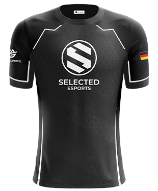 Selected Esports - Short Sleeve Esports Jersey