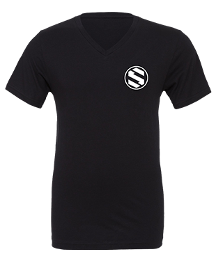 Selected Esports - Unisex V-Neck T-Shirt