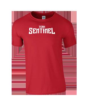 Team Sentinel - SoftStyle® Ringspun T-Shirt