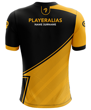 Serpentis EU - Short Sleeve Esports Jersey