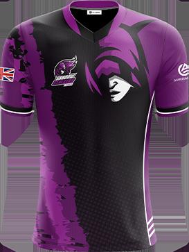 Shadow Stalker - Short Sleeve Esports Jersey