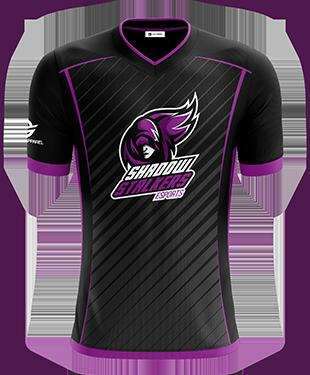 Shadow Stalker Esports - Esports Short Sleeve Jersey