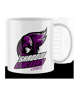 Shadow Stalker Esports - Drinking Mug - Plain