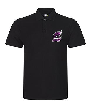 Shadow Stalker Esports - Pro Piqué Polo Shirt
