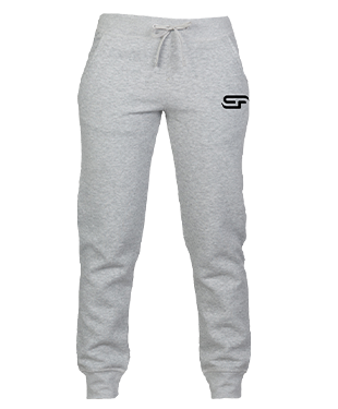 Simple Formula - Slim Cuffed Jogging Bottoms