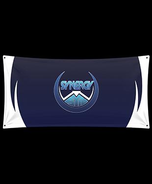 Synergy Esports - Wall Flag