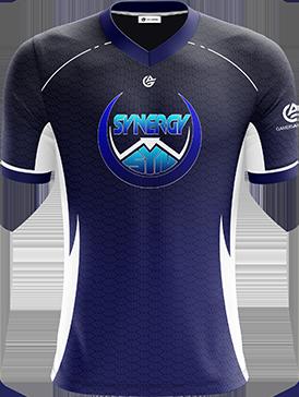 Synergy Esports - Short Sleeve Esports Jersey