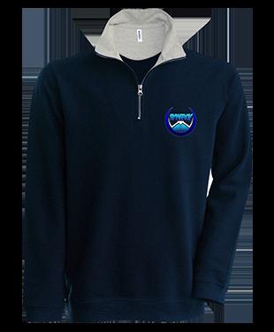 Synergy Esports - Trucker Zip Neck Sweatshirt