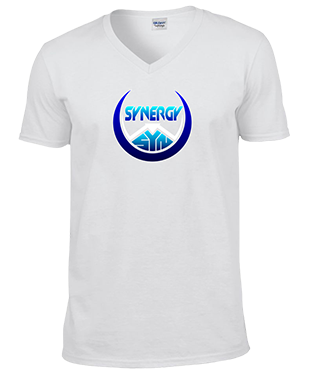 Synergy Esports - V Neck T-Shirt
