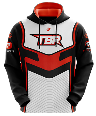TBR - Esports Hoodie without Zipper