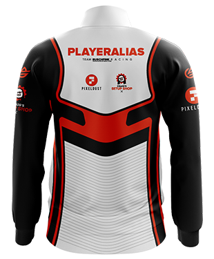 TBR - Esports Player Jacket