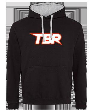 TBR - Contrast Hoodie