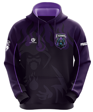 Team Eternal - Esports Hoodie without Zipper
