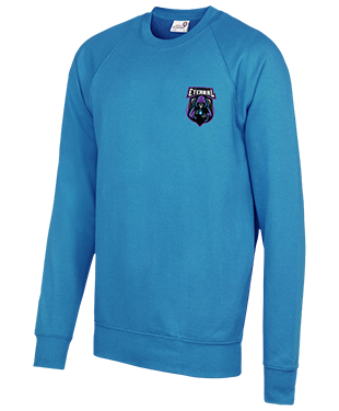 Team Eternal - Raglan Sweatshirt