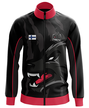 Team Frosty - Esports Player Jacket
