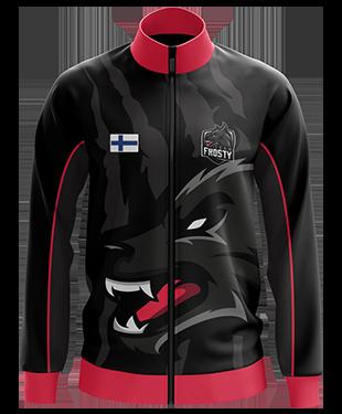 Team Frosty - Esports Player Jacket