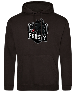 Team Frosty - Casual Hoodie