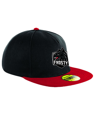 Team Frosty - Original Flat Peak Snapback Cap