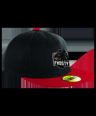 Team Frosty - Original Flat Peak Snapback Cap