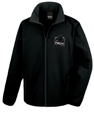 Team Frosty - Softshell Jacket