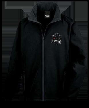 Team Frosty - Softshell Jacket