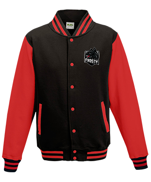 Team Frosty - Varsity Jacket