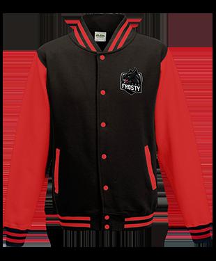 Team Frosty - Varsity Jacket