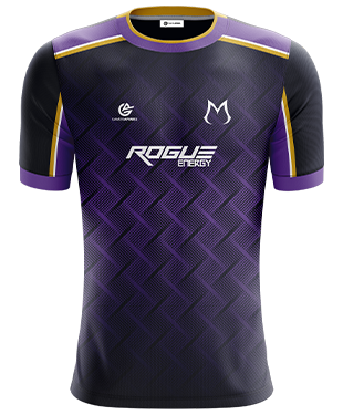 Team Majin - Short Sleeve Esports Jersey