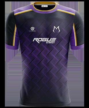 Team Majin - Short Sleeve Esports Jersey