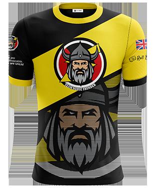 Team Norse Thunder - Short Sleeve Esports Jersey