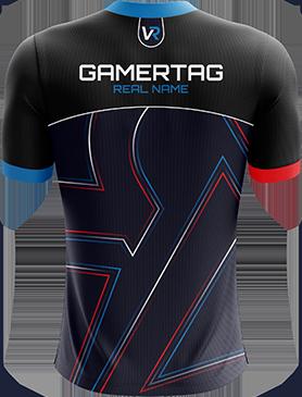 Team ViaR - Short Sleeve Esports Jersey