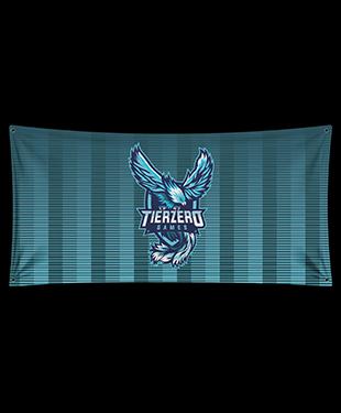 Tier Zero Games - Wall Flag