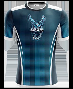 Tier Zero Games - Short Sleeve Esports Jersey