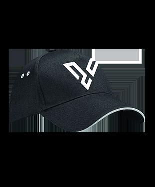 VLEX Esports - 5 Panel Cap with Sandwich Peak
