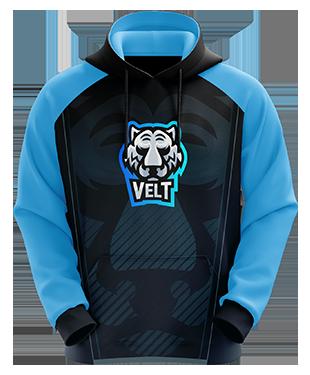 VeltGG - Esports Hoodie without Zipper