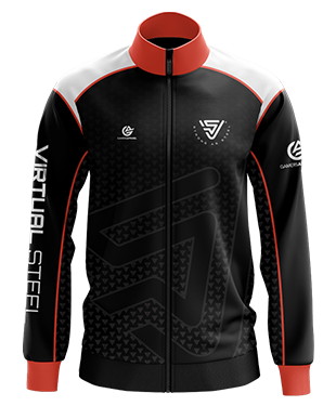 Virtual STEEL - Esports Player Jacket