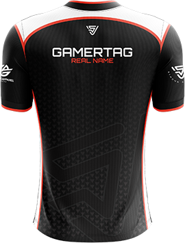 Virtual STEEL - Short Sleeve Esports Jersey