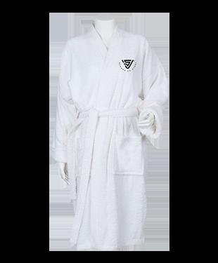 Virtual STEEL - Kimono Towelling Robe