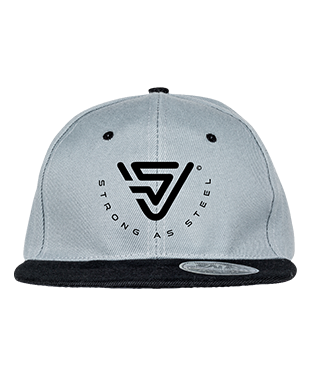 Virtual STEEL - Contrast Snapback Cap