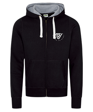 Virtual STEEL - Chunky Hoodie with Zip