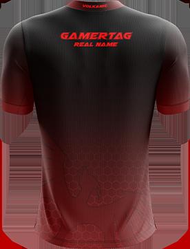 Volkanic Esports - Short Sleeve Esports Jersey