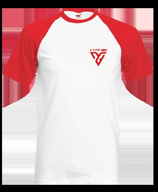 Vypr Pro - Contrast Baseball T-Shirt