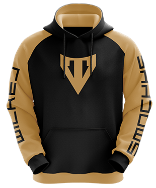 Wicked Shadows - Esports Hoodie without Zipper
